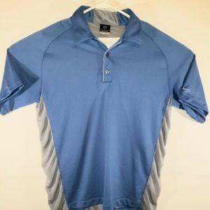 Nike PGA Golf Sphere React Vented Shirt Size M